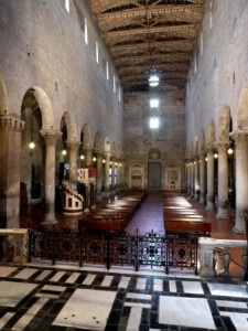 Cattedrale - controfacciata SITO