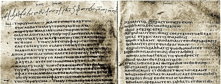 codex Vat B sito
