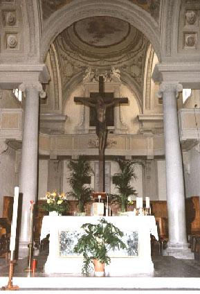 interno-chiesa S_ Giovanni Montale