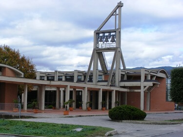 chiesa nuova spedalino