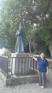 Io a Isola Maggiore (Lago Trasimeno)