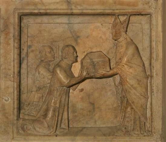 Cattedrale di San Zeno, pistoia.