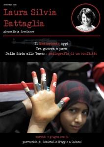 Locandina Laura SIlvia Battaglia Web