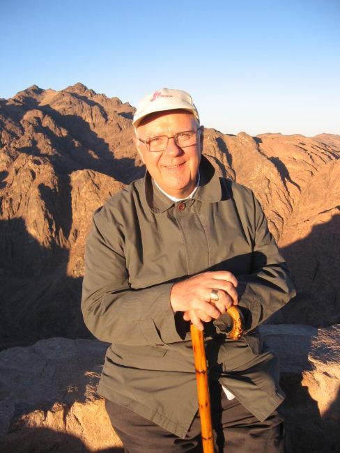 pellegrinaggio diocesano Terra Santa e Sinai 2012 3